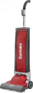 Sanitaire SC9050 Red Commercial Upright