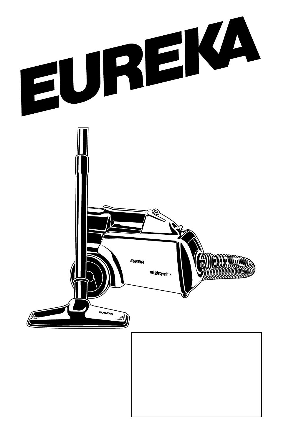 Eureka Canisters 3695A