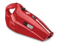 Dirt Devil Accucharge 15.6V Cordless Bagless Handheld Vacuum BD10045RED