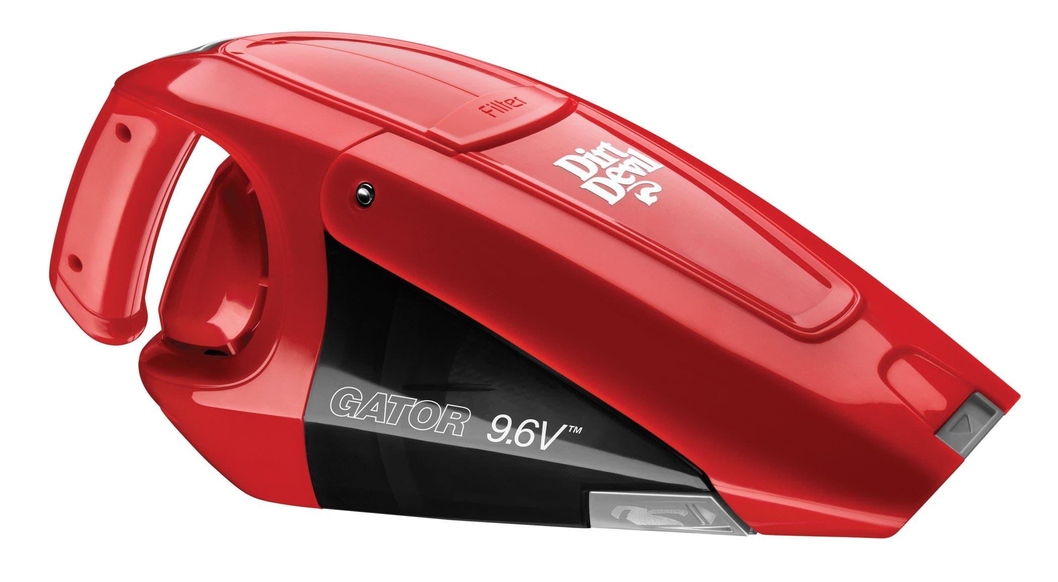 Dirt Devil Gator 9.6 Volt Cordless Hand Vac BD10085
