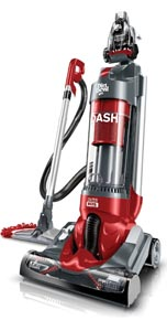 Dirt Devil Dash Upright with Vac+Dust Floor Tool UD70250B
