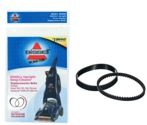 Bissell Proheat Steamer Belt Set 6960w