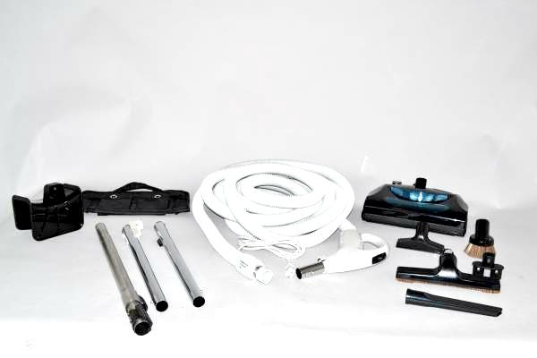 35 Central Vac Attachement Kit With Pigtail Connection