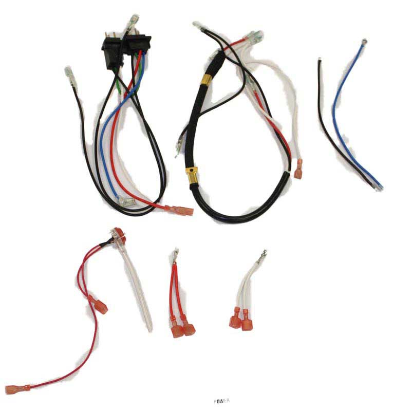 Proteam Proforce 1500XP Wiring Harness - 104303 on wire antenna, wire ball, wire nut, wire lamp, wire connector, wire cap, wire clothing, wire leads, wire holder, wire sleeve,