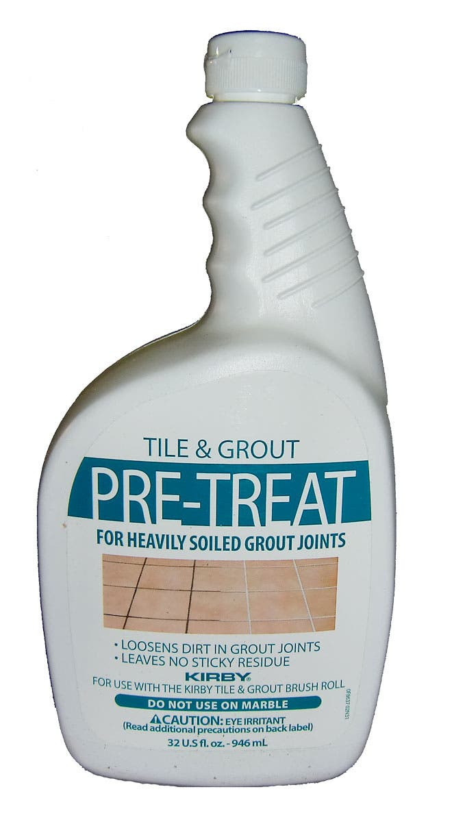 Kirby Tile And Grout Pre Treat Cleaner 32 Oz 245214
