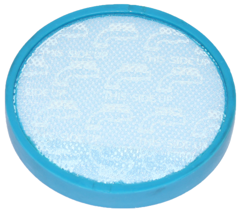 Hoover Vacuum Cleaner Washable Blue Primary Filter 304087001