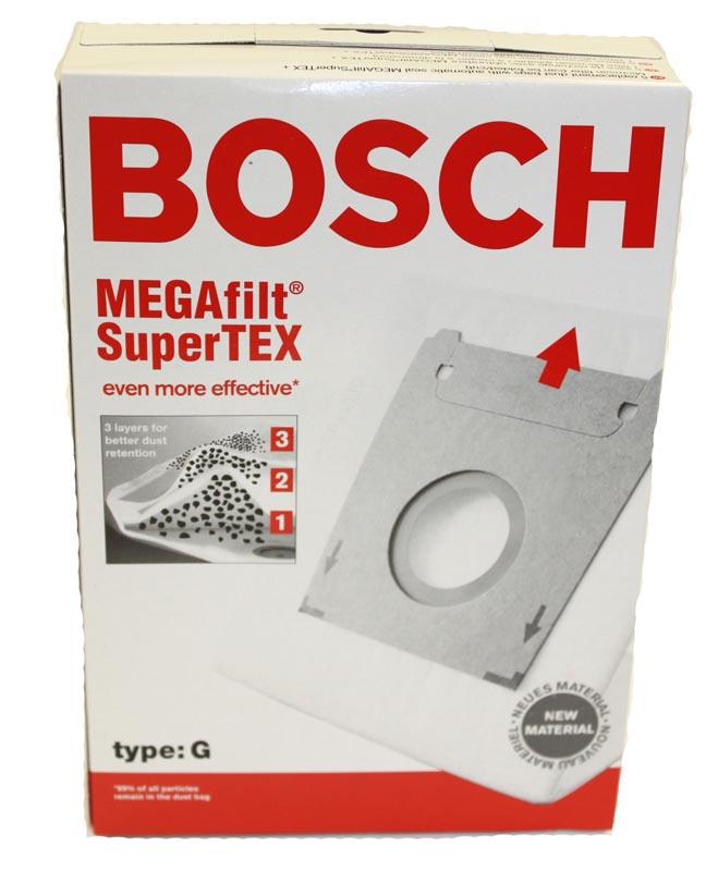 Bosch Formula Hepa Electro Duo Bags 5 Bags
