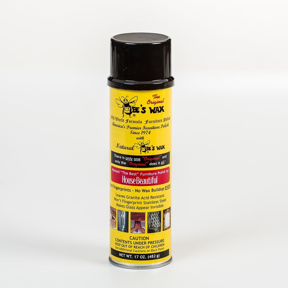 Original Bee S Wax All Purpose Polish Spray Beeswax 17oz