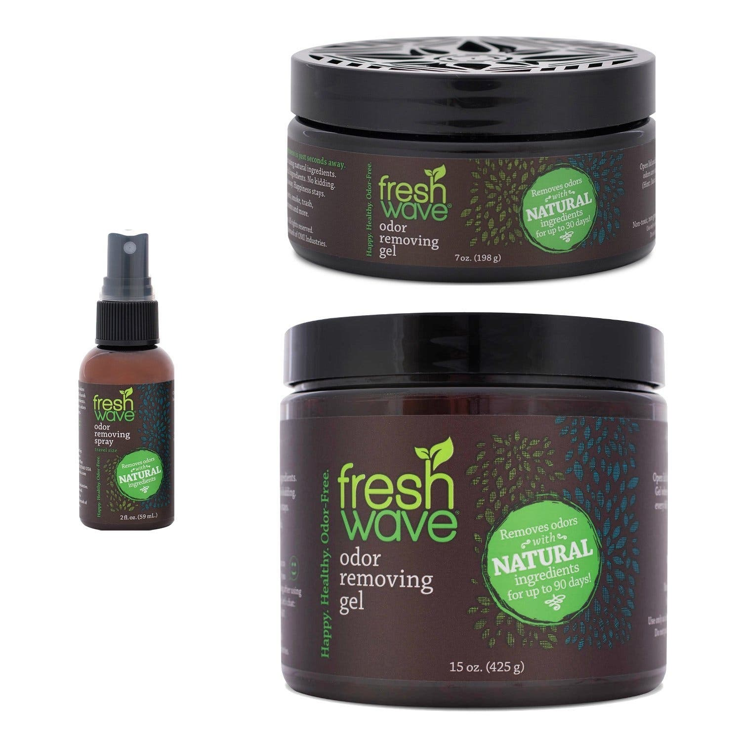 Fresh Wave Natural Odor Eliminator Value Kit