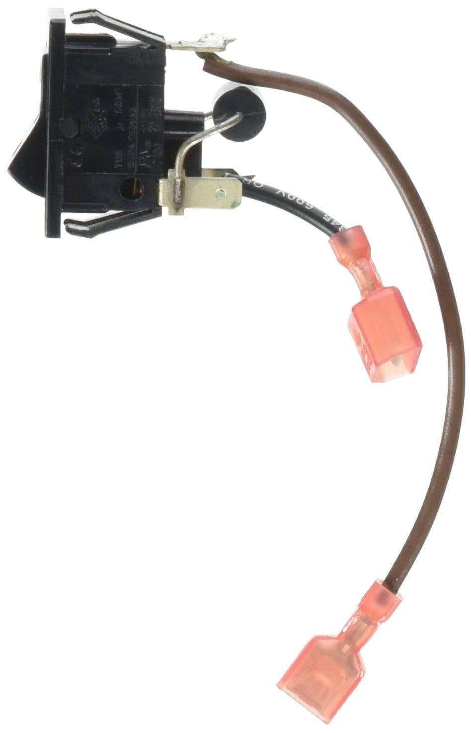 oreck xl 2 speed 3 way power switch with leads - 7532001 2 speed ac motor wiring diagram oreck wiring 2 speed #9