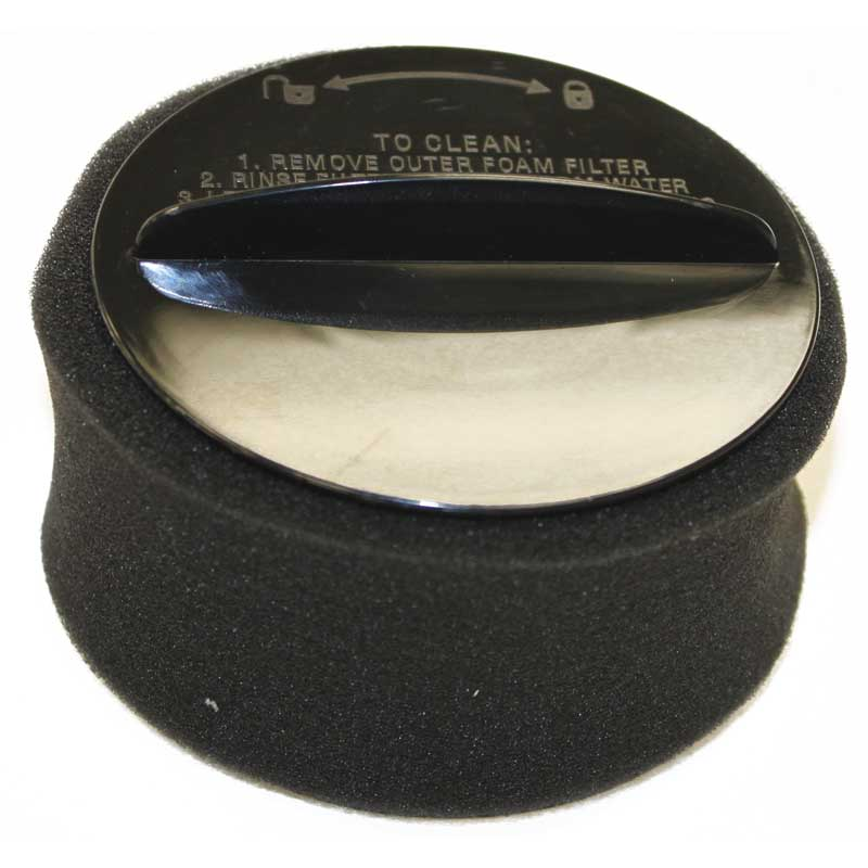 Bissell Inner Pleated Circular Filter 203 7913 Genuine