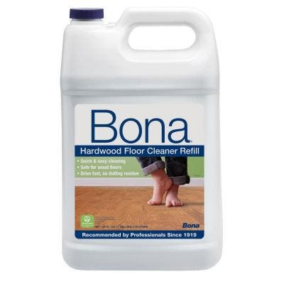Bona Wm700018159 Hardwood Floor Cleaner Refill 128oz