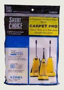 CarpetPro Vacuum Bags