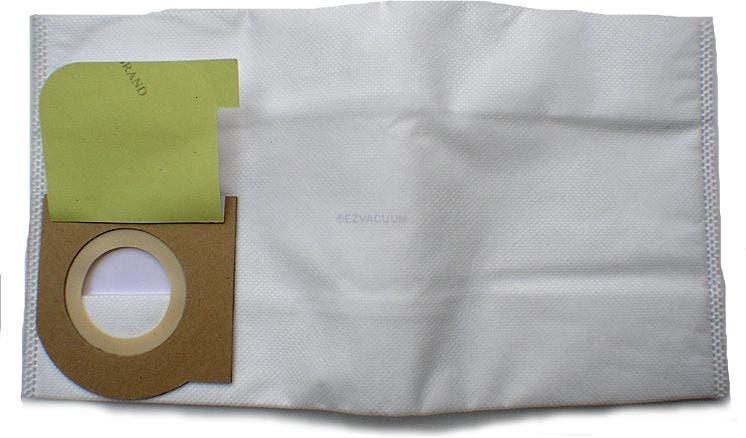 CLOTH X HEPA bag fit Riccar Radiance /& Simplicity Synergy RADP-4 RAD x RXH-6