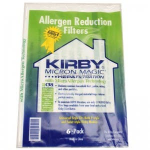 Vacuum Cleaner Dust Bag /& Rubber Band For KIRBY SENTRIA G10,G10E Vacuum Cleaner