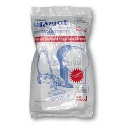 Royal 3041147001 Type J Vacuum Bags - Genuine - 10 pack