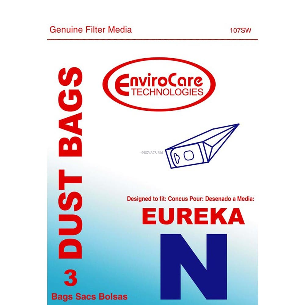 30 designed to Fit Eureka N Vacuum Bags