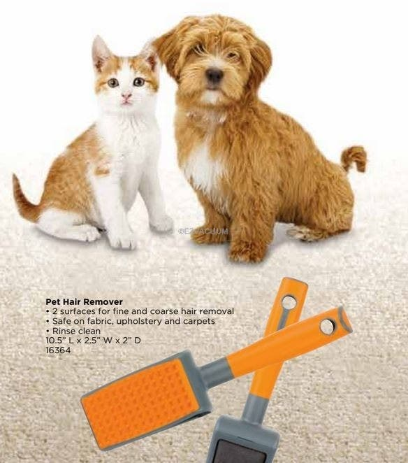 Casabella 2-in1 Dog / Cat Dual Pet Hair Remover