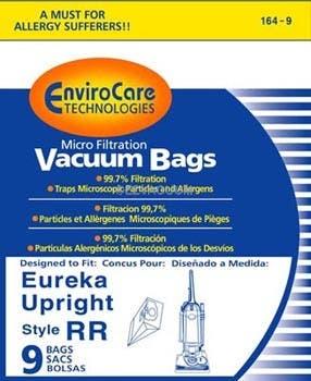 Eureka RR Upright Vacuum Bags 61115 - Generic - 27 Bags