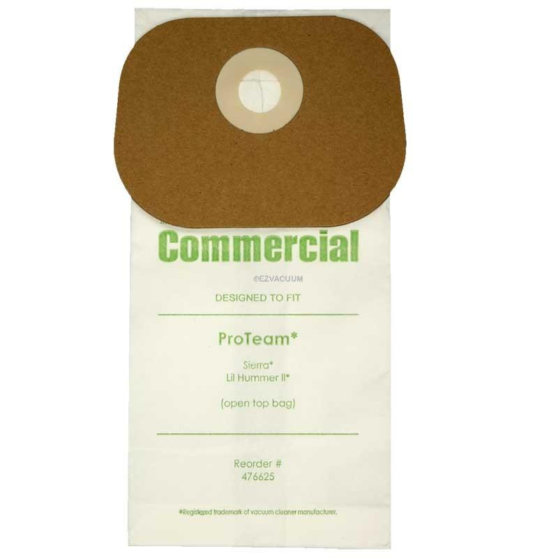 ProTeam 103227 Intercept Micro Filter Bags for Sierra  Hummer Backpack - 10 pack-generic