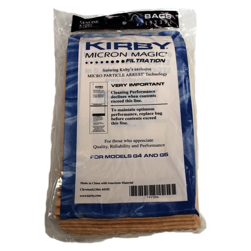 Kirby Generation 5 Vacuum Bags