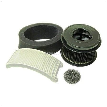 Genuine Bissell 2038037 203 8037 Powerforce Turbo HEPA Exhaust Filter Style 12