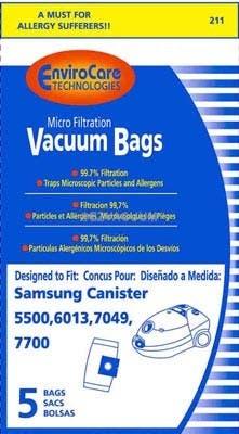 Bissell 203-2026 VP-77 ProPartner Plus vacuum cleaner bags- Generic- 5 pack