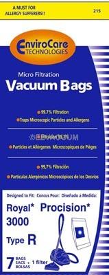 Royal Type R Vacuum Bags - Generic - 28 bags