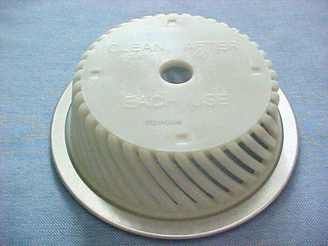 78-8004-08 SEPARATOR, SHALLOW D4 O/S W/ SLANTED VENTS LOW PROFILE