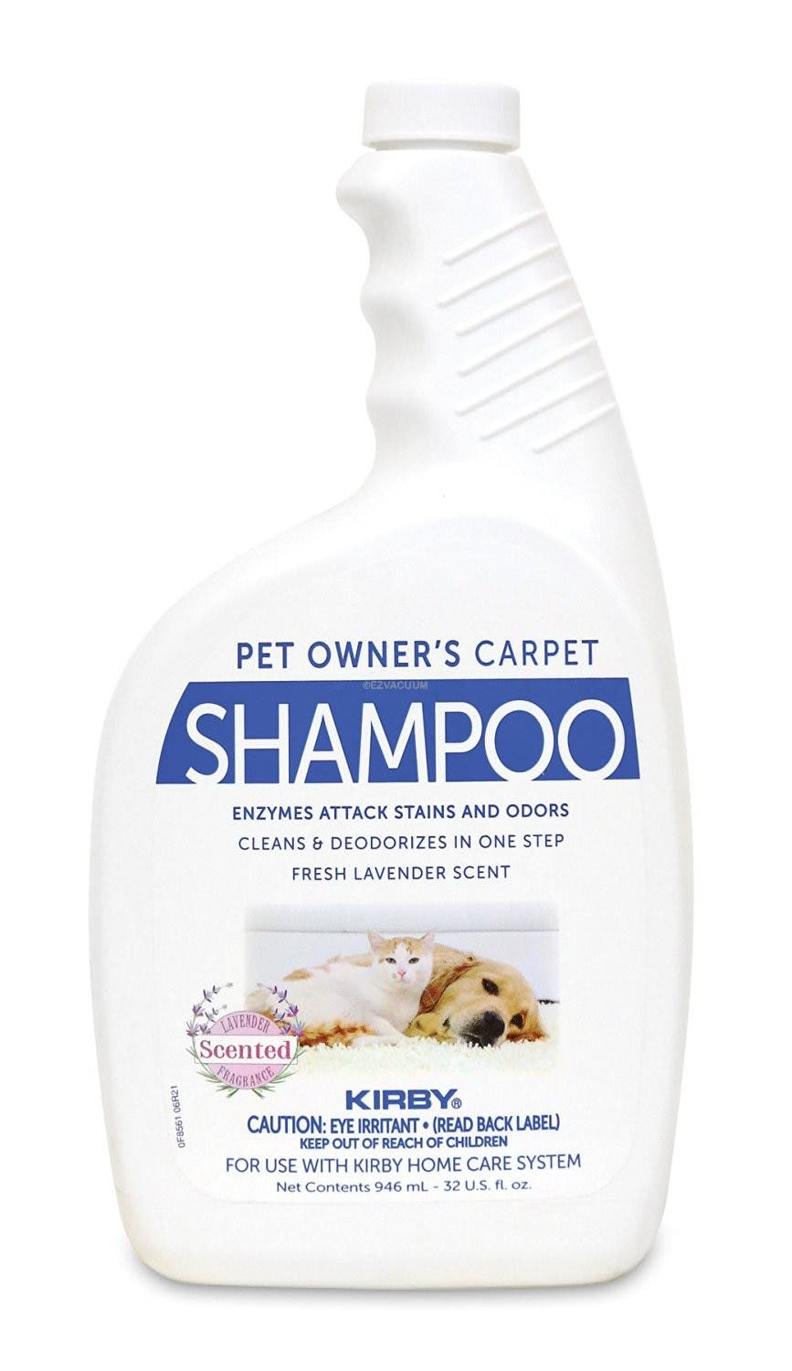 Kirby 235406 Carpet Shampoo for Pet Owners - 32oz