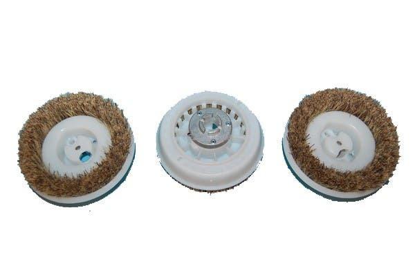 Electrolux Shampooer System B-8 Scrub Brushes - Set of 3