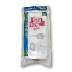 Dirt Devil 08130 Bags - 10 Pack