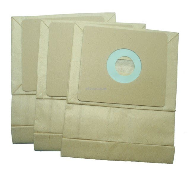 Bissell Zing Model 7100 Canister Vacuum Bags 3 Pack
