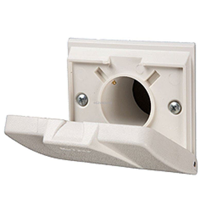 Genuine Nutone Auto Inlet With Valve Wall Inlet - White