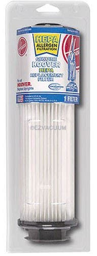 Hoover 40140201 or 43611042 Bagless Upright Round HEPA Filter - Genuine