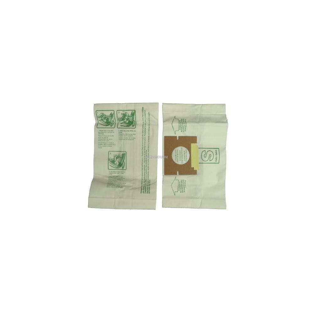 Hoover Type S Futura//Spectrum Vacuum Cleaner Replacement Bags Package of 10