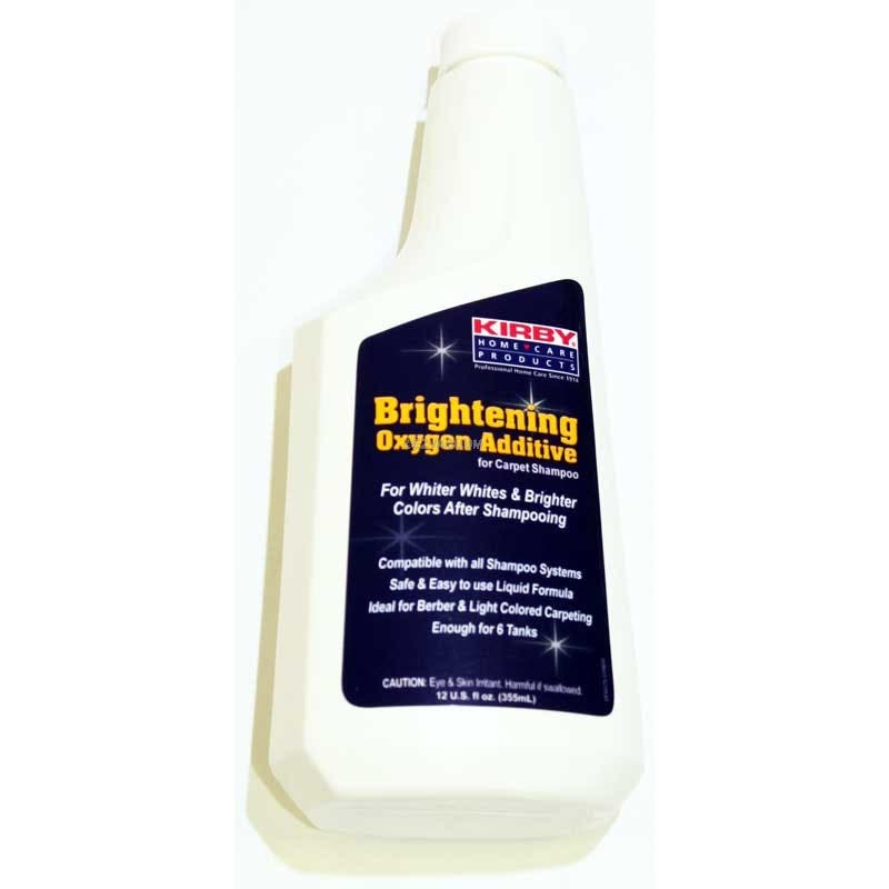 Kirby Brightening Oxygen Shampoo Additive - 12 Oz - 228309S  - Genuine
