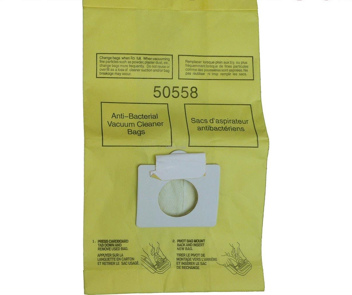 Panasonic C-5  Kenmore 5055, 50557, 50558 Micro Lined Bags Super Saver 36 bags Pack