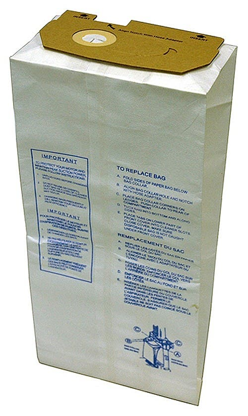 Eureka Aa Victory Line And Worldvac Vacuum Cleaner Bags 58236 Generic 9 Pack
