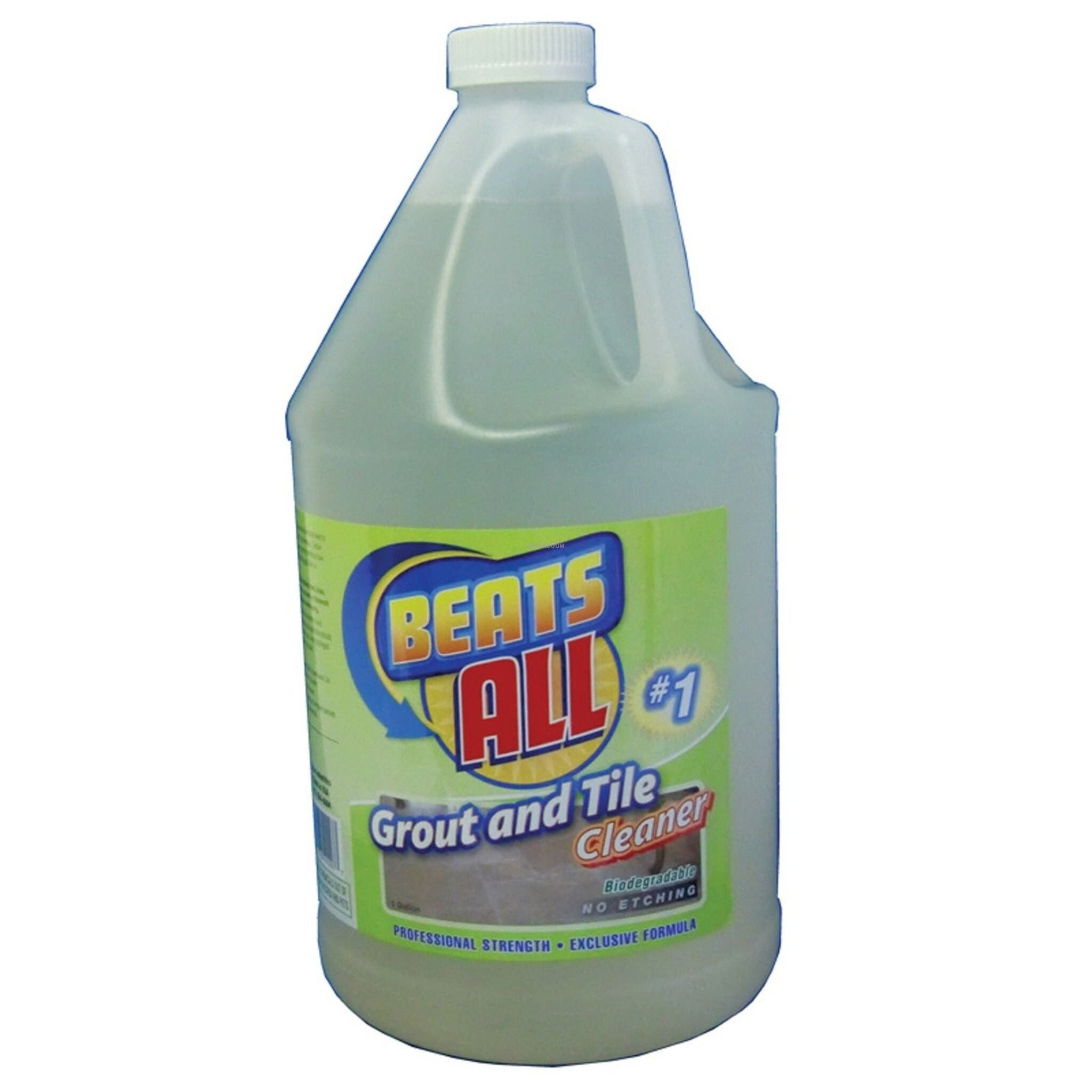 Beats All Grout And Tile Cleaner One Gallon 721762422977