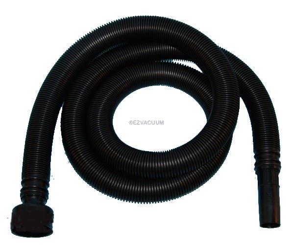 Shop-Vac 1 1/4 Black Hose 6' Long for Canister Vacuum Cleaner