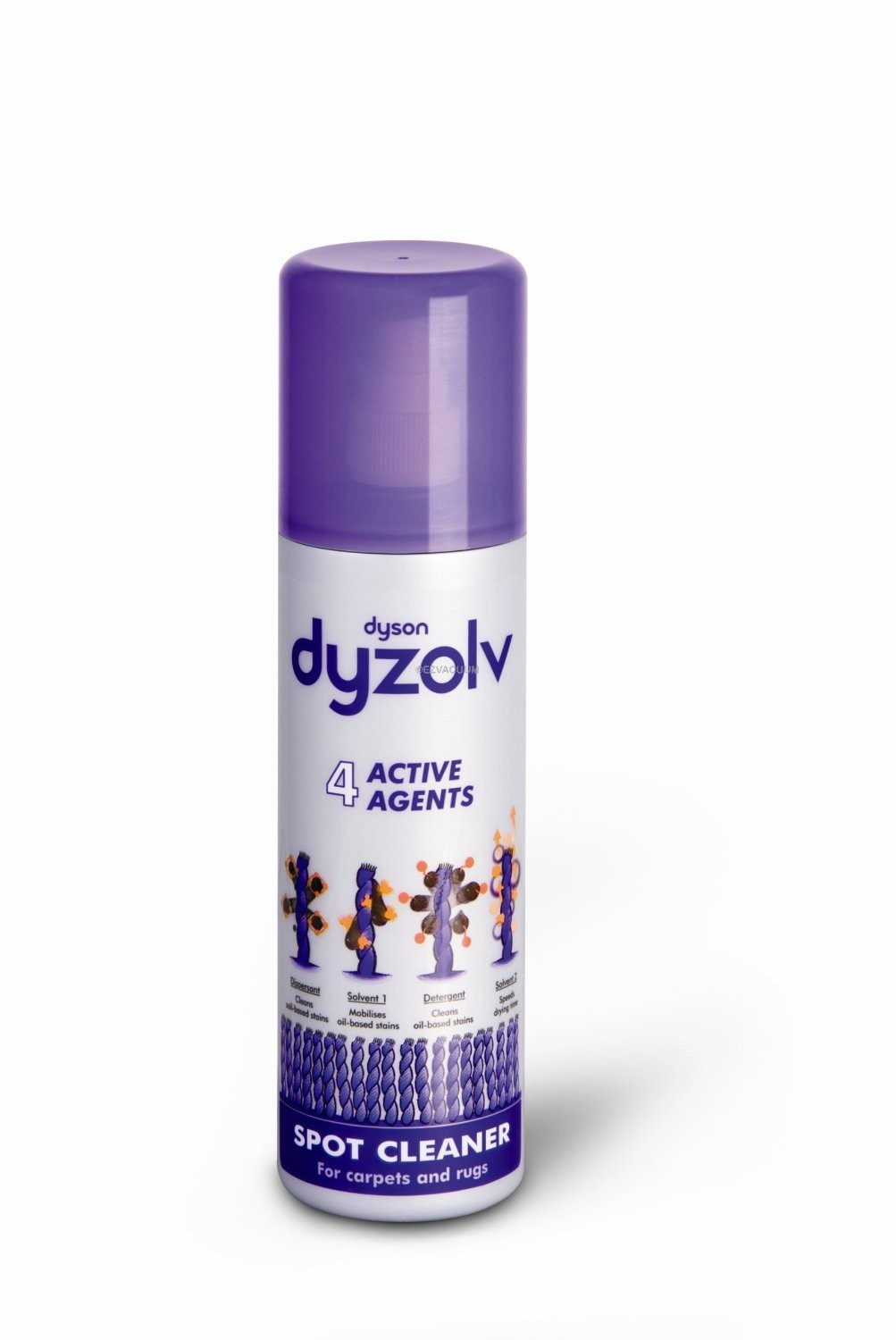 Genuine Dyson Dyzolv Stain And Stop Remover 8.5 OZ Spray