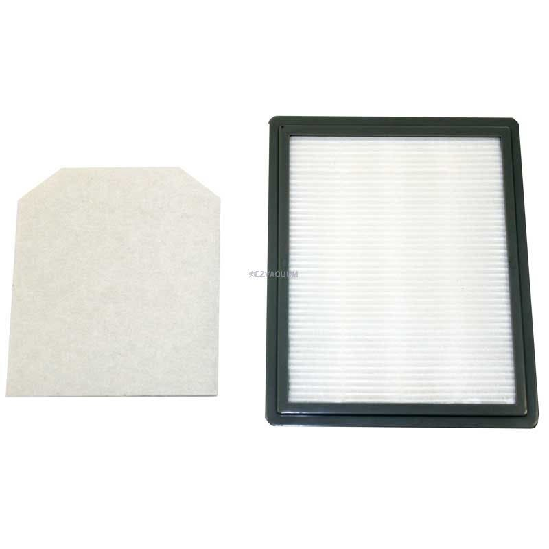 Riccar/Simplicity HEPA Filter for Riccar 1500 Series Canisters, Simplicity S20  S24   RF15