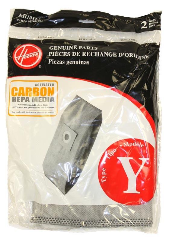 Hoover Ah10165 902481001 Type Y Hepa Carbon Vacuum Cleaner Bags 2