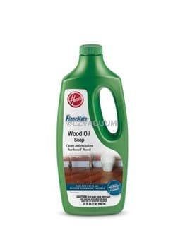 Hoover 2x Concentrated Wood Oil Soap Hard Floor Cleaning Solution 32 Oz Ah30300