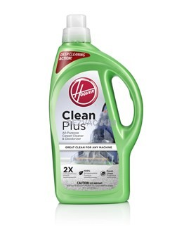 Hoover Cleanplus 2X Concentrated Carpet Cleaner and Deodorizer 64 oz - AH30330, AH30330NF