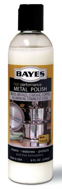 Bayes Metal Polish B-155 - 8oz