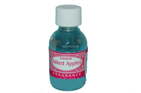 Rainbow / Thermax Water Basin Fragrance BAKED APPLE Vacuum Scent.  1.6 oz.