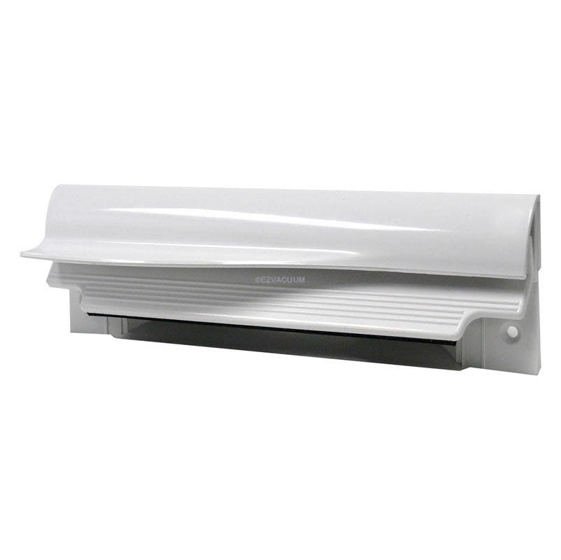 Vac-U-Sweep Vac Pan White for Built In Central Vacuum System 775600W