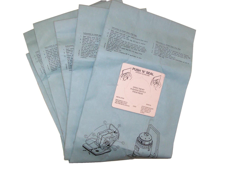 Bissell Wide Area Vacuum Bags - 332844  - 5/pk